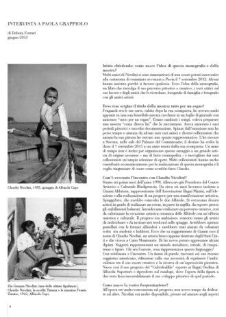 Claudio Nicolini, p.8