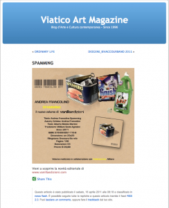Viatico Art Magazine