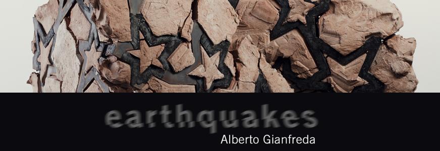 Alberto Gianfreda, Earthquakes