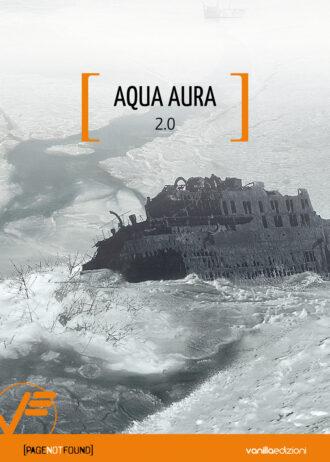 Aqua Aura, cover