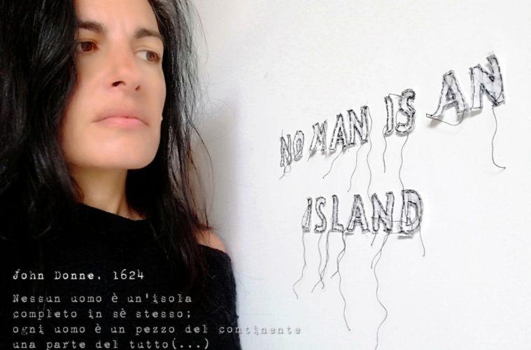 Jasmine Pignatelli, Nessun uomo è un'isola