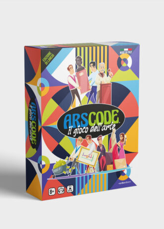Arscode – the game of art | Basic edition