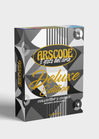 ARSCODE – the game of art | Deluxe Edition