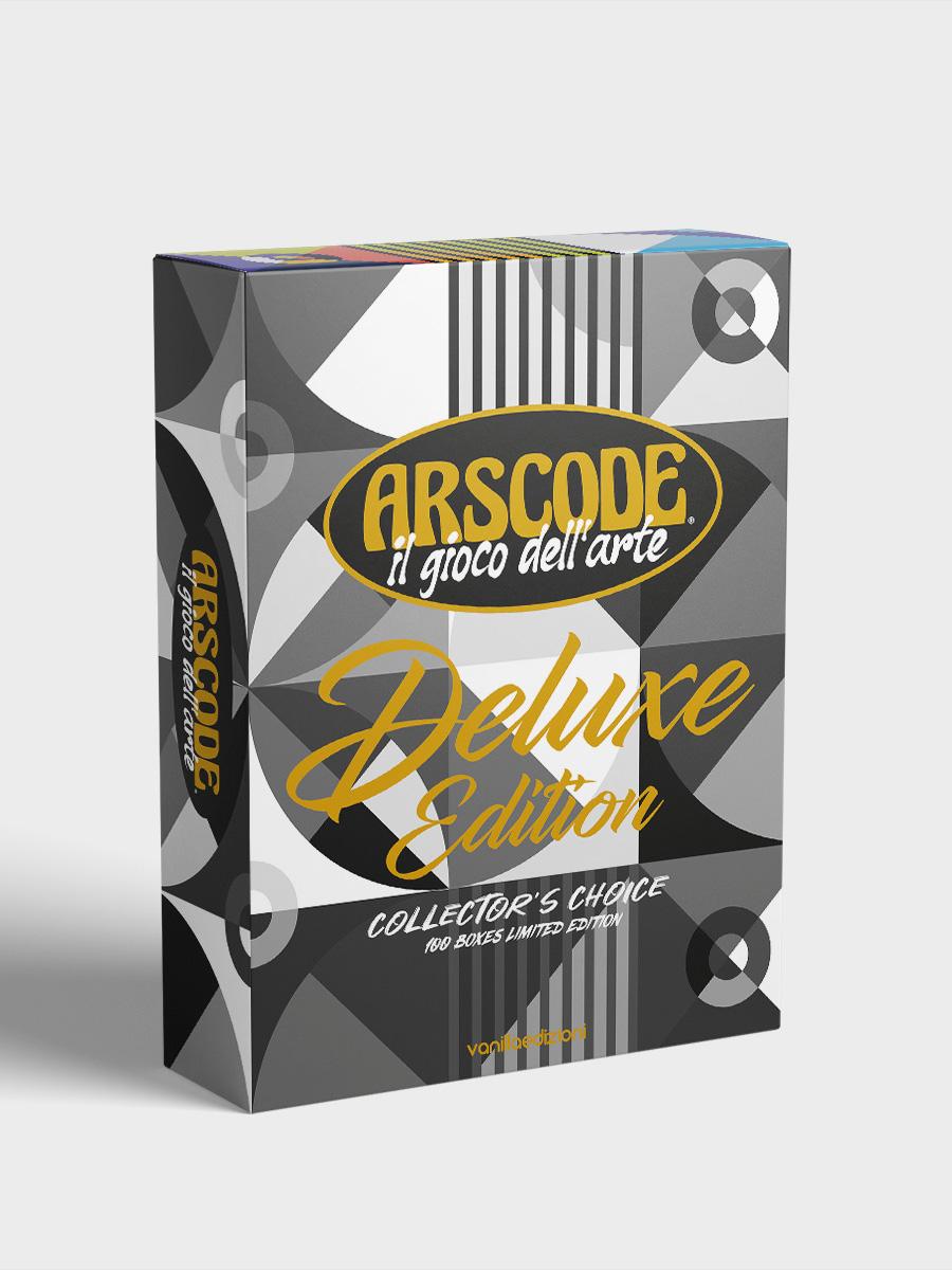 ARSCODE – il gioco dell'arte | Deluxe Edition